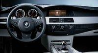 2009 BMW M5, Interior View, interior, manufacturer