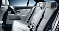 2009 BMW M5, Interior Backseat View, interior, manufacturer
