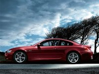 2009 BMW M6 Coupe, Left Side View, exterior, manufacturer