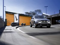 2009 BMW X3, Front View, exterior, manufacturer, gallery_worthy