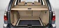 2009 BMW X3, Interior Cargo View, interior, manufacturer