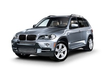2009 BMW X5, Front Left Quarter View, exterior, manufacturer
