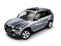 2009 BMW X5, Overhead View, exterior, manufacturer, gallery_worthy