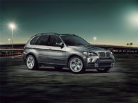 2009 BMW X5, Front Right Quarter View, exterior, manufacturer