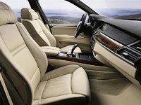 2009 BMW X5, Interior Front View, interior, manufacturer