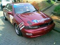 Picture of 2001 Kia Sephia Sedan, exterior