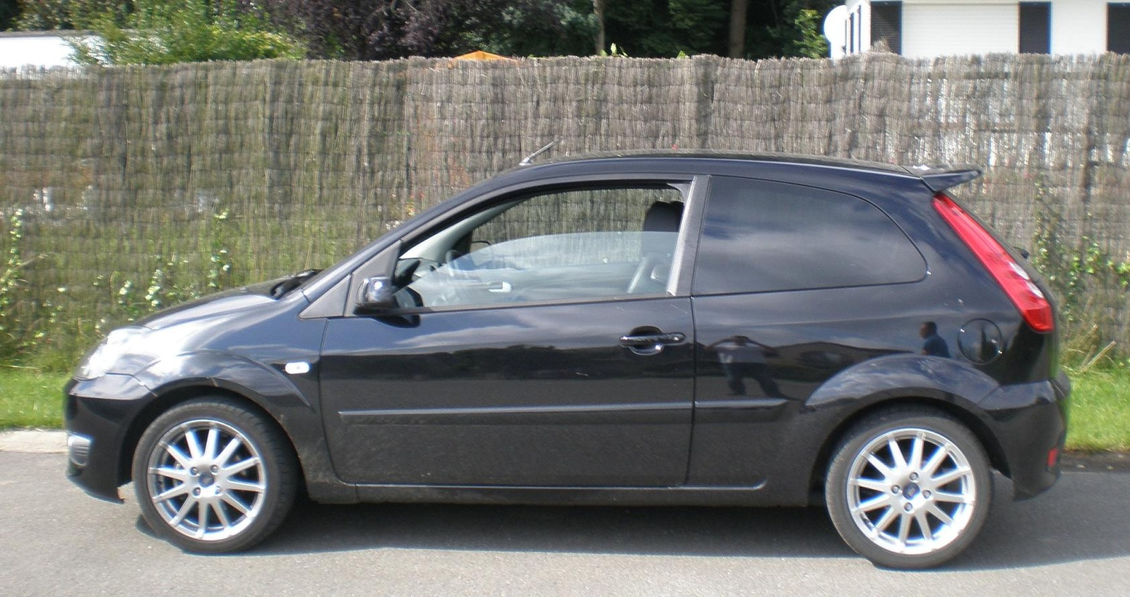 2007 ford fiesta pictures cargurus
