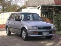 1981 Daihatsu Charade Overview