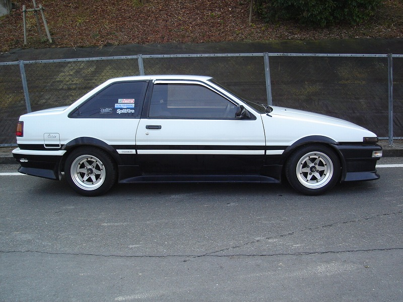 1985 Toyota Sprinter - Pictures - 1985 Toyota Sprinter picture ...