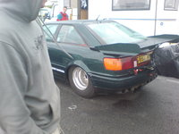 1990 Audi 80 Overview