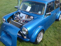 Picture of 1978 Austin Mini, exterior, engine