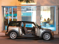 2008 MINI Cooper Clubman Base picture, exterior