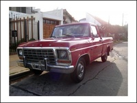 1977 Ford F-100, Picture of 1985 Ford F-100, exterior