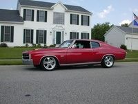 Picture of 1971 Chevrolet Malibu, exterior