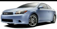 2009 Scion tC, Front Left Quarter View, exterior, manufacturer