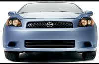 2009 Scion tC, Front View, exterior, manufacturer