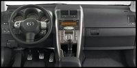 2009 Scion tC, Interior Front Dash View, interior, manufacturer