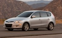 2009 Hyundai Elantra, Front Left Quarter View, exterior, manufacturer, gallery_worthy
