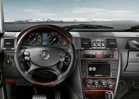 2009 Mercedes-Benz G-Class G 550, Interior Front View, interior, manufacturer, gallery_worthy