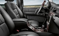 2009 Mercedes-Benz G-Class G 550, Interior Front Side View, interior, manufacturer, gallery_worthy