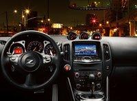 2009 Nissan 370Z, Interior Front View, interior, manufacturer