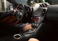 2009 Nissan 370Z, Interior Front Side View, interior, manufacturer