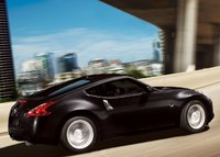 2009 Nissan 370Z, Right Side View, exterior, manufacturer