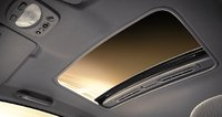 2009 Pontiac G3, Interior Sunroof View, interior, manufacturer, gallery_worthy