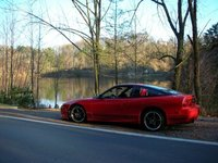 Picture of 1990 Nissan 180SX, exterior