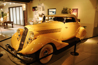 1935 Studebaker Commander Overview