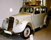 1936 Hillman Minx Overview