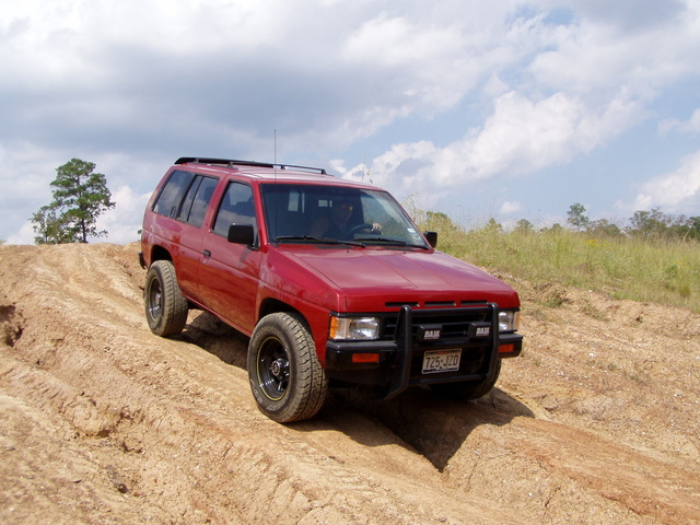 Picture of 1992 Nissan Pathfinder 4 Dr XE SUV, exterior, gallery_worthy