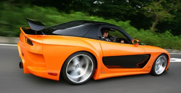 Picture of 1996 Mazda RX-7, exterior