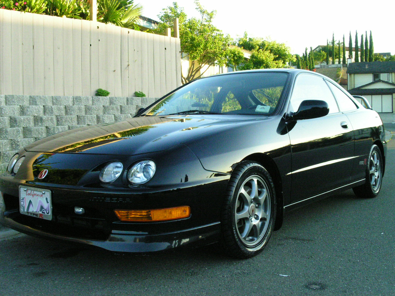 Acura Integra Dr Type R Hatchback Pic