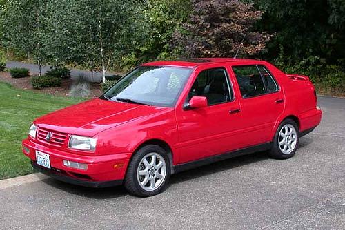 Picture of 1998 Volkswagen Jetta