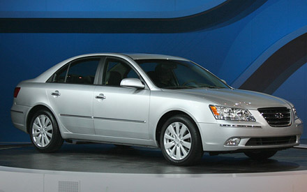 Picture of 2009 Hyundai Sonata GLS