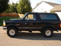 Ford Bronco Overview