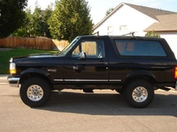 1996 Ford Bronco Picture Gallery