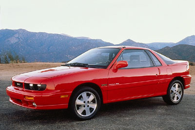 Picture of 1992 Isuzu Impulse RS Turbo Coupe AWD, gallery_worthy