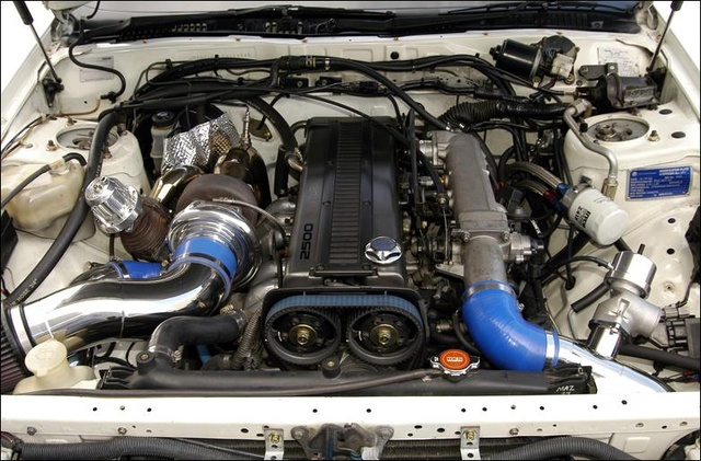 Picture of 1989 Mazda 929, engine, gallery_worthy