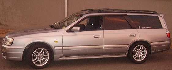 Picture of 1998 Nissan Stagea, exterior