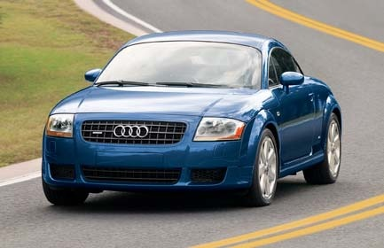2005 Audi Tt Overview Cargurus