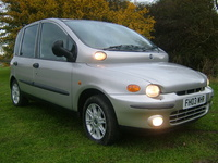 2007 FIAT Multipla Overview