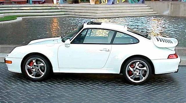 Picture of 1996 Porsche 911 Turbo AWD, exterior