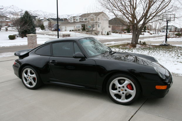 1996 Porsche 911 2 Dr Turbo AWD Coupe picture