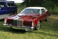 1971 Lincoln Continental picture, exterior