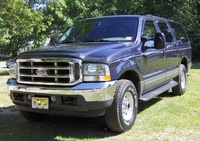 2001 Ford Excursion Overview