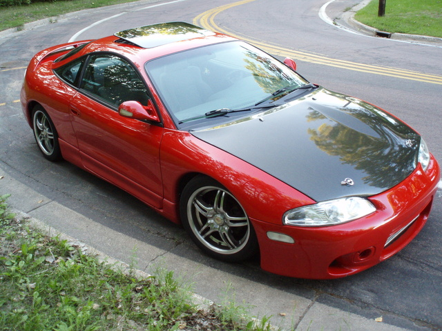 Picture of 1996 Mitsubishi Eclipse GS, exterior, gallery_worthy
