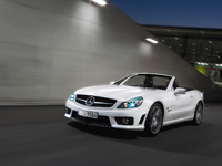 Picture of 2009 Mercedes-Benz SL-Class SL63 AMG Roadster, exterior