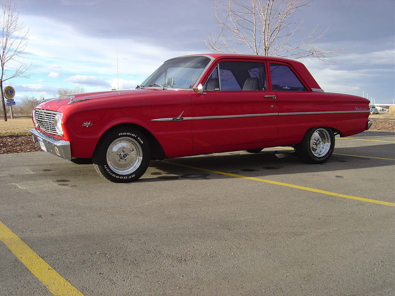 1963 Ford Falcon Pictures Cargurus